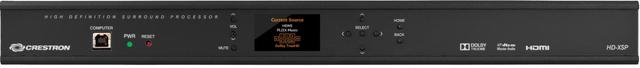 Crestron 7.1 High-Definition Professional Surround Sound Processor-Black-HD-XSP