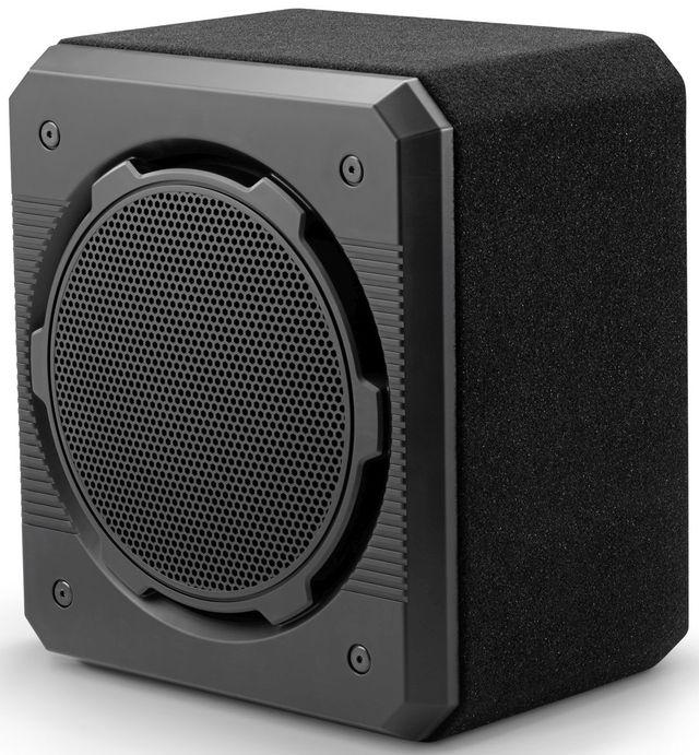 JL Audio® Single 12TW3 ProWedge™ Subwoofer System-CS112G-TW3