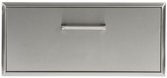 Coyote Outdoor Living Single Storage Drawer-Stainless Steel-CSSD