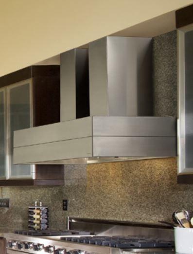 "Vent-A-Hood® Contemporary Series 54"" Wall Mount Range Hood-CWEH9-454"