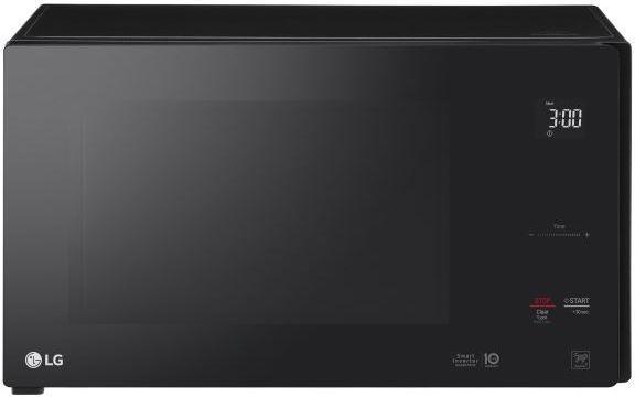 Four à micro-ondes de comptoir LG® de 1,5 pi³ - Noir-LMC1575SB