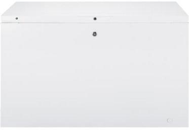 GE®15.6 Cu. Ft. Chest Freezer-White-FCM16DJWW