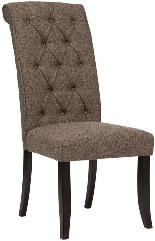 Signature Design by Ashley® Tripton Graphite Dining Upholstered Side Chair-D530-02