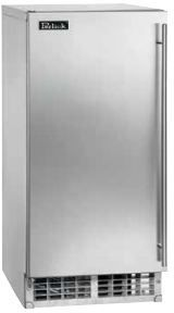 """Perlick® ADA-Compliant Series 15"""" Clear Ice Maker-Stainless Steel-H50IMS-ADL"""