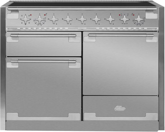 """AGA Elise 48"""" Stainless Steel Electric Induction Range-AEL48IN-SS"""