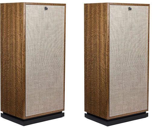 Klipsch® Heritage California Black Walnut Forte® III Special Edition Floorstanding Speakers-1064224