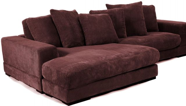 Sectionnel Plunge en tissu Moe's Home Collections®-TN-1004-20