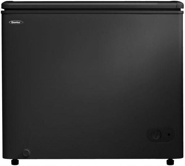 Danby® 7.2 Cu. Ft. Black Chest Freezer-DCF072A3BDB
