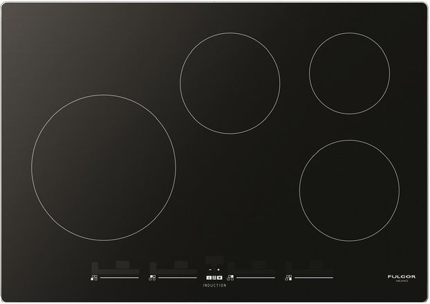 """Fulgor Milano® 700 Series 30"""" Induction Cooktop-Stainless Steel-F7IT30S1"""