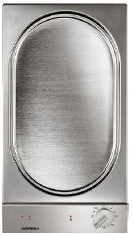 "Gaggenau 200 Series 15"" Modular Electric Teppan Yaki-Stainless Steel-VP230614"
