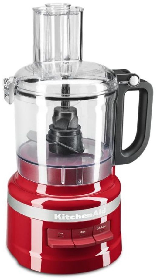 KitchenAid® 7 Cup Empire Red Food Processor-KFP0718ER