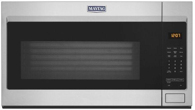 Maytag® 1.9 Cu. Ft. Fingerprint Resistant Stainless Steel Over The Range Microwave-MMV1175JZ