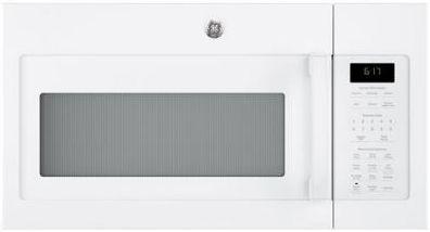GE® Series Over-The-Range Sensor Microwave Oven-White-JVM6175DKWW