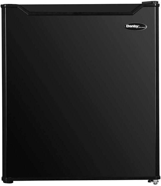 Danby® Diplomat® 1.6 Cu. Ft. Black Compact Refrigerator-DAR016B1BM