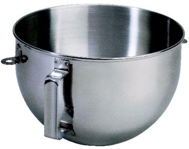 KitchenAid® 5 Quart Polished Stainless Steel Bowl-KN25WPBH