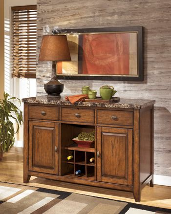 Signature Design by Ashley® Lacey Dining Room Server-D328-60