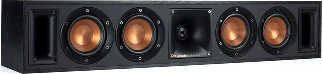 Klipsch® RW-34C Black Wireless Center Channel Speaker-1067506