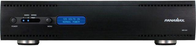 Panamax® Voltage Regulator/Power Conditioner-MB1000