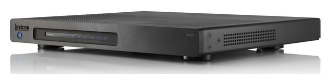 Lexicon DD-8+ 8-Channel Network Amplifier-DD-8+