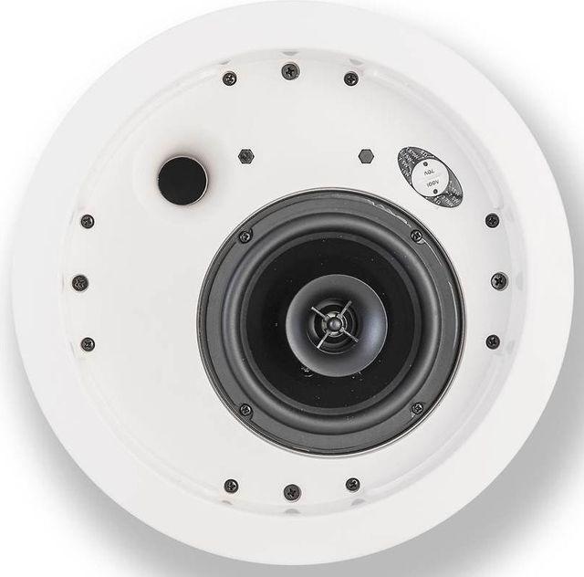 "Klipsch® Professional White IC-400-T 5"" In-Ceiling Speaker-1007625"
