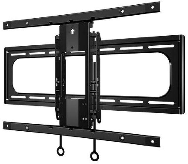 Sanus® Black Curved TV Swiveling Wall Mount-VLC1-B1