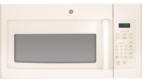 GE® Over The Range Microwave Oven-Bisque (S/D)-JVM3160DFCC SD