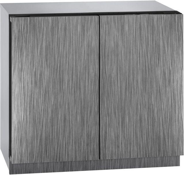 U-Line® 3000 Series 6.9 Cu. Ft. Panel Ready Under the Counter Refrigerator-3036RRINT-00B