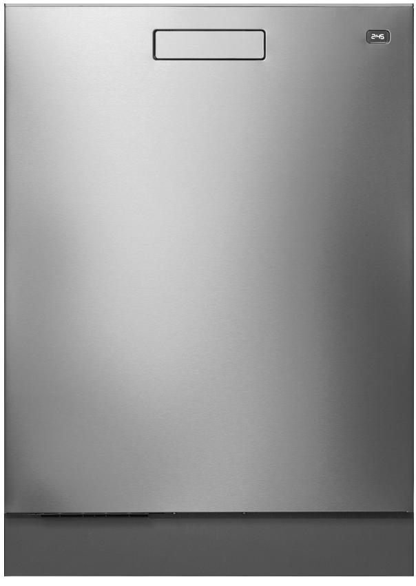 "ASKO Hidden Control 24"" Built In Dishwasher-Stainless Steel-D5636XXLSHI"