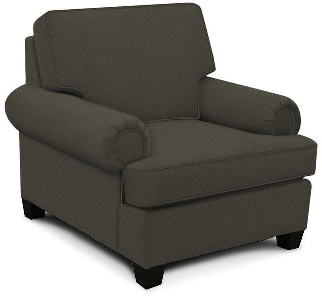 England Furniture Co. Edison Mia Slate Chair-8T04-8467
