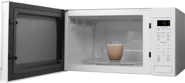 GE® Countertop Microwave-White-JES1657DMWW