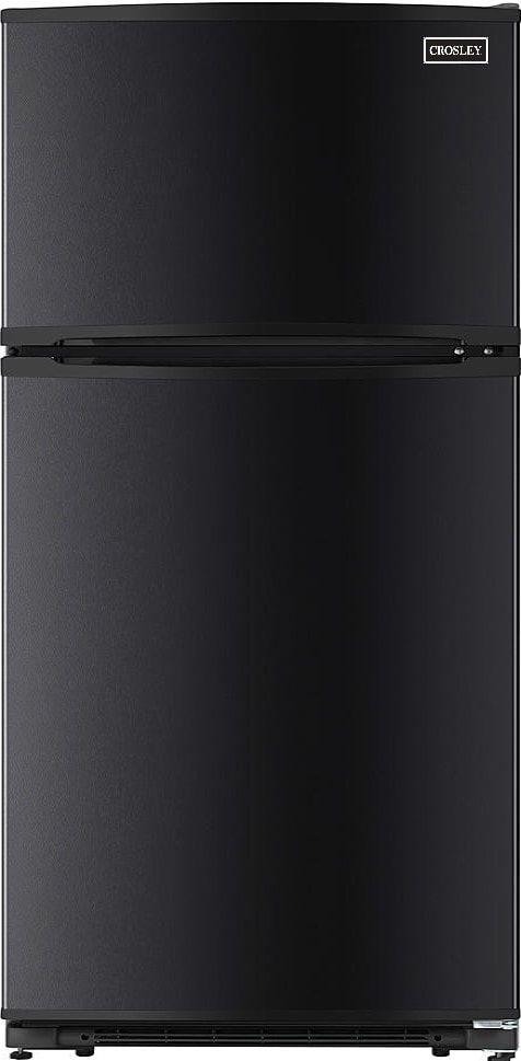 Crosley® 20.84 Cu. Ft. Black Top Freezer Refrigerator-CRD2113NB