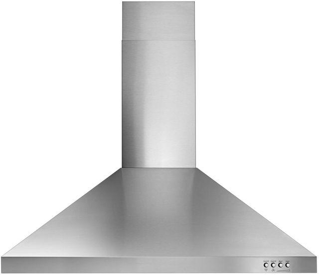 """Whirlpool® 30"""" Wall Mount Range Hood-Stainless Steel-WVW53UC0FS"""