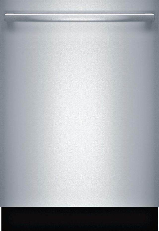 """Bosch Benchmark® Series 24"""" Stainless Steel Built In Dishwasher-SHX87PW55N"""