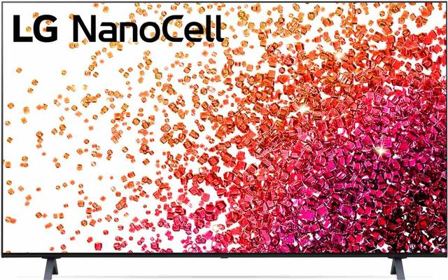 "LG NanoCell 65"" 4K UHD Smart TV-65NANO75UPA"