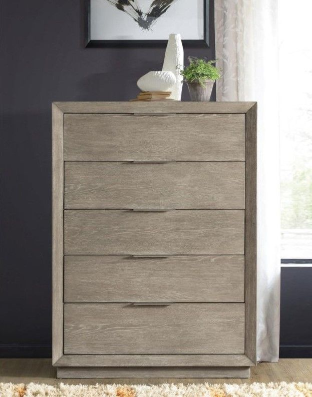 Riverside Furniture Zoey Five Drawer Chest-58065