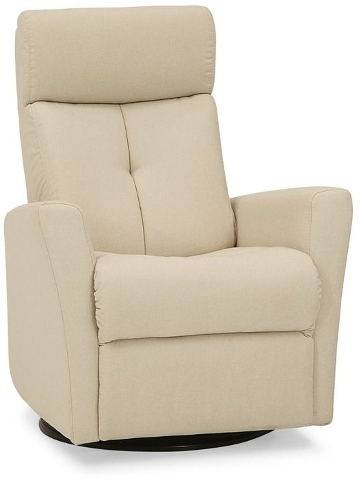 Fauteuil inclinable motorisé avec appuie-tête ajustable motorisé motorisé Prodigy en tissu beige Palliser Furniture®-43404-31