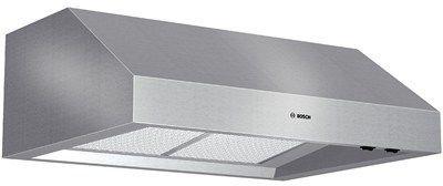 "Bosch 800 Series 30"" Under Cabinet Wall Ventilation-Stainless Steel-DPH30652UC"