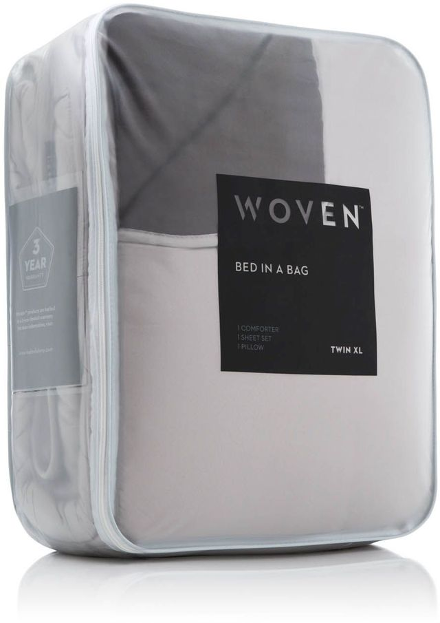 Malouf® Sleep Woven™ Reversible Coffee Full Bed in a Bag-MA01FFDRCOBB