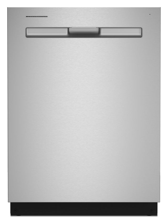 "Maytag® 24"" Fingerprint Resistant Stainless Steel Top Control Dishwasher-MDB7959SKZ"