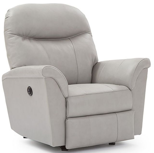 Best Home Furnishings® Caitlin Power Space Saver® Recliner-4NP24LU