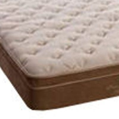Therapedic® PureTouch® Natural Contour Firm Twin Mattress-PURETOUCH NATURAL CONTOUR FIRM-T
