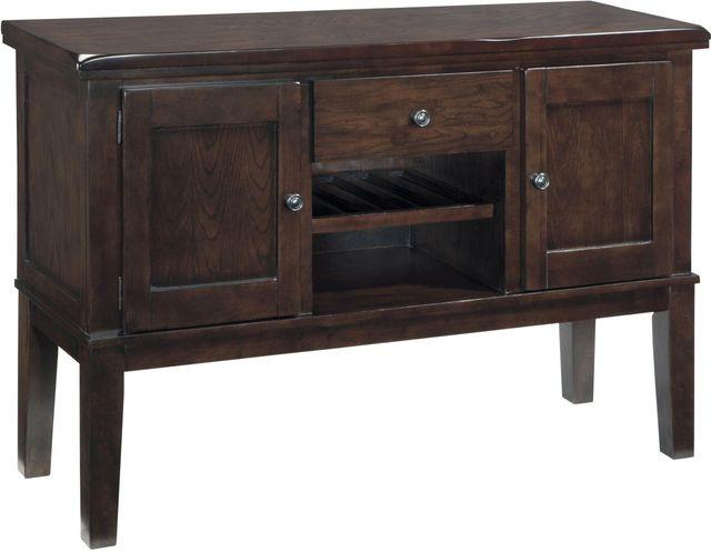 Signature Design by Ashley® Haddigan Dark Brown Dining Room Server-D596-60