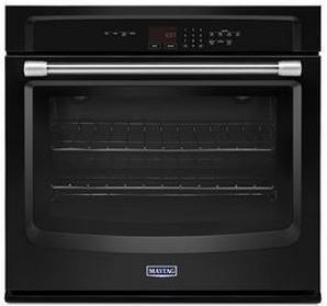 """Maytag 30"""" Electric Single Oven Built In-Black-MEW7530DE"""