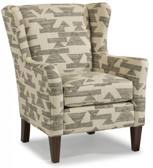 Flexsteel® Ace Fabric Chair-0130-10