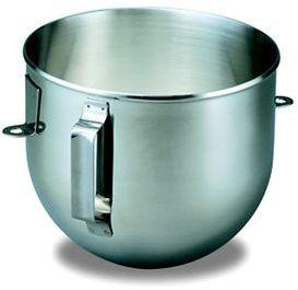 KitchenAid® 4.8 L Stainless Steel Mixing Bowl-K5ASB