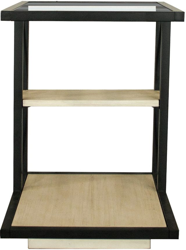 Riverside Furniture Asher Rectangular Side Table-41408