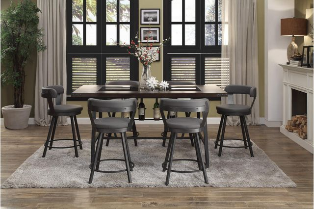 Appert 5 Piece Dining Table Set-5566-36*5GY