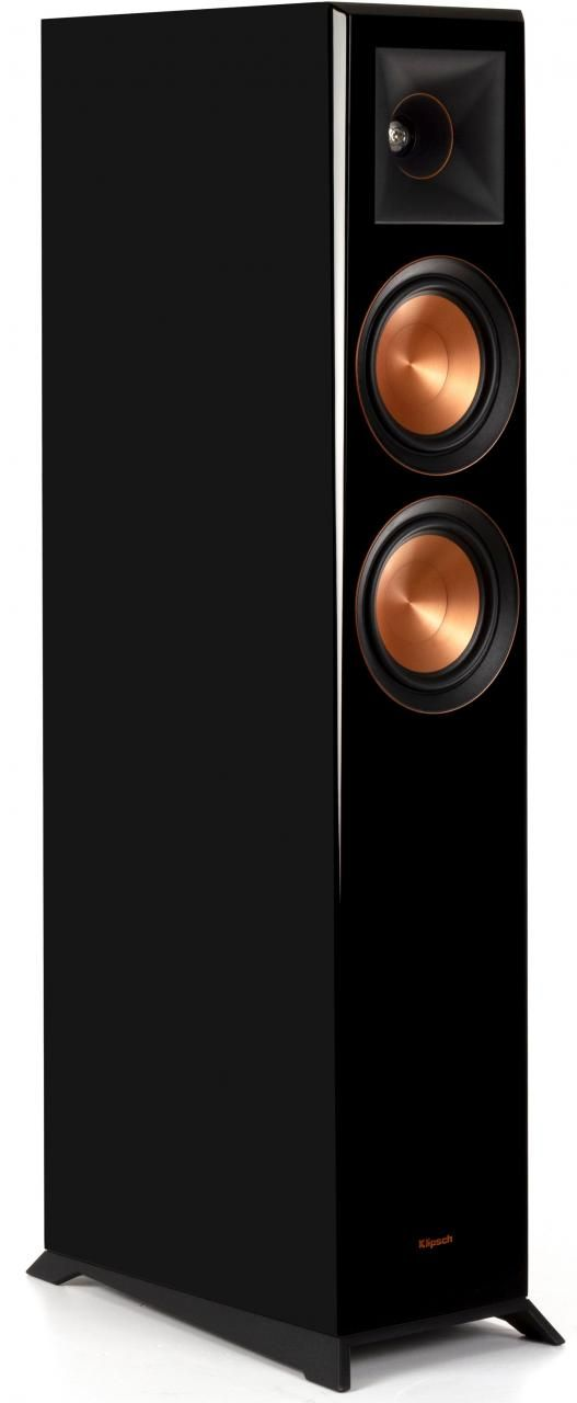 Klipsch® Reference Premiere Piano Black RP-5000F Floorstanding Speaker-1065803