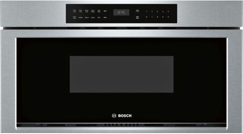 "Bosch 800 Series 30"" Drawer Microwave-Stainless Steel-HMD8053UC"
