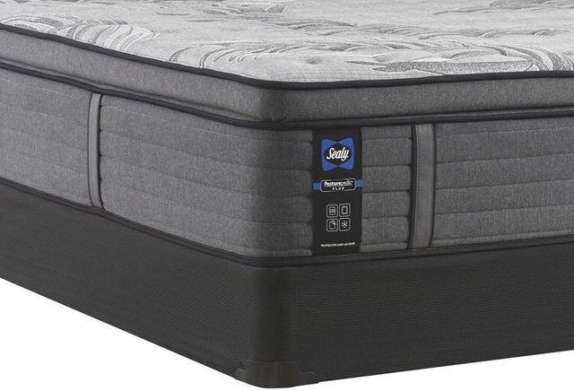 Sealy® Response Posturepedic Plus Q3 Determination II Euro Pillow Top Soft Queen Mattress-52694051